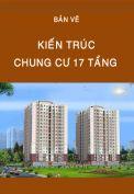 Bản vẽ kiến trúc chung cư 17 tầng