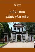 Bản vẽ kiến trúc cổng Văn Miếu