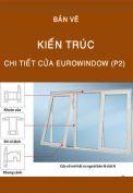 Chi tiết cửa Eurowindow (P2)