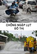 Chống ngập lụt đô thị
