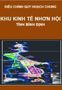 Điều chỉnh Quy hoạch chung Khu kinh tế Nhơn Hội – tỉnh Bình Định