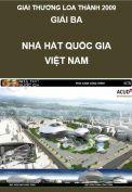 Giải Loa Thành 2009 – Giải ba – Nhà hát quốc gia Việt Nam