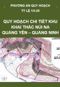 Phương án quy hoạch chi tiết khu khai thác Núi Na – Tx. Quảng Yên – Tỉnh Quảng Ninh
