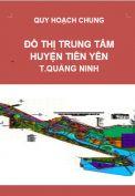 QHC-Đô thị trung tâm Huyện Tiên Yên-T.Quảng Ninh