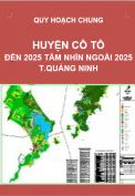 QHC- Huyện Cô Tô đến năm 2025 và tầm nhìn ngoài 2025