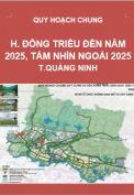 QHC-Huyện Đông Triều đến năm 2025 và tầm nhìn ngoài 2025