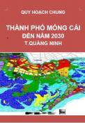 Quy hoạch chung-Thành phố Móng Cái-T.Quảng Ninh