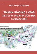 QHC-Tp Hạ Long đến năm 2030 tầm nhìn đến 2050