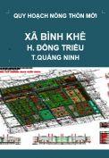 QHNTM-Xã Bình Khê-H.Đông Triều-T.Quảng Ninh