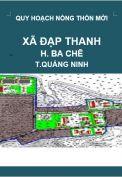 QHNTM-Xã Đạp Thanh-H.Ba Chẽ-Tỉnh QuảngNinh