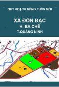 QHNTM-Xã Đồn Đạc-H.Ba Chẽ-T.Quảng Ninh