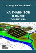 QHNTM-Xã Thanh Sơn-H.Ba Chẽ-T.Quảng Ninh