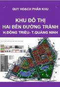 QHPK-Khu đô thị hai bên đường tránh-Huyện Đông Triều-Tỉnh Quảng Ninh