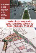 Quản lý Quy hoạch xây dựng tuyến phố Ngô Gia Tự - Quận Long Biên-TP Hà Nội