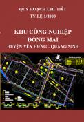 Quy hoạch chi tiết Khu công nghiệp Đông Mai