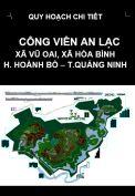 Quy hoạch chi tiết Khu công viên An Lạc – xã Vũ Oai, xã Hòa Bình - huyện Hoành Bồ– tỉnh Quảng Ninh