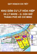 Quy Hoạch Chi Tiết Khu Dân Cư Lý Hòa Hiệp-Xã Lý Nhơn,  Huyện Cần Giờ - Tp. Hồ Chí Minh