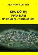 Quy hoạch chi tiết Khu đô thị phía Nam – thành phố Uông Bí – tỉnh Quảng Ninh