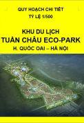 Quy hoạch chi tiết Khu du lịch, vui chơi giải trí, đô thị sinh thái Tuần Châu Hà Nội – Tuần Châu Eco-Park