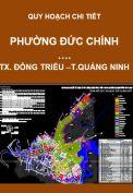 Quy hoạch chi tiết phường Đức Chính – thị xã Đông Triều – tỉnh Quảng Ninh