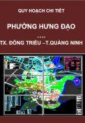 Quy hoạch chi tiết phường Hưng Đạo – thị phường Đông Triều – tỉnh Quảng Ninh