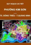 Quy hoạch chi tiết phường Kim Sơn – thị xã Đông Triều – tỉnh Quảng Ninh
