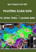 Quy hoạch chi tiết phường Xuân Sơn – thị xã Đông Triều – tỉnh Quảng Ninh