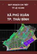Quy hoạch chi tiết xã Phú Xuân - Thái Bình