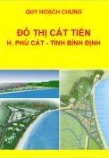 Quy hoạch chung Đô thị Cát Tiến – Huyện Phù Cát – tỉnh Bình Định
