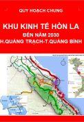 Quy hoạch chung Khu kinh tế Hòn La đến năm 2030 – huyện Quảng Trạch - tỉnh Quảng Bình