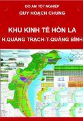 Quy hoạch chung khu kinh tế Hòn La – Huyện Quảng Trạch – Tỉnh Quảng Bình đến năm 2030