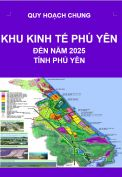 Quy hoạch chung Khu kinh tế Phú Yên đến năm 2025 – tỉnh Phú Yên