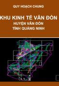 Quy hoạch chung xây dựng khu kinh tế Vân Đồn – khu kinh tế Vân Đồn – tỉnh Quảng Ninh