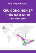 Quy hoạch chung xây dựng Khu vực công nghiệp phía Nam Quốc Lộ 19 tỉnh Bình Định đến năm 2030