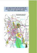 Quy hoạch đô thị thành phố Hồ Chí Minh cần sớm tổ chức không gian các công trình ngầm