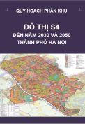 Quy hoạch phân khu đô thị S4 – tỷ lệ 1/5.000 – Hà Nội