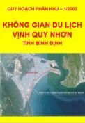 Quy hoạch phân khu – Không gian du lịch vịnh Quy Nhơn, tỉnh Bình Định