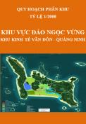 Quy hoạch phân khu tỷ lệ 1/2000 Khu vực đảo Ngọc Vừng