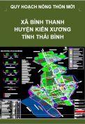 Quy hoạch xây dựng Nông thôn mới xã Bình Thanh– huyện Kiến Xương – tỉnh Thái Bình
