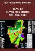 Quy hoạch xây dựng Nông thôn mới xã Vũ Lễ– huyện Kiến Xương – tỉnh Thái Bình