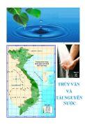 Sổ tay phổ biến kiến thức Tài nguyên nước Việt Nam