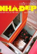 Tạp chí Kiến trúc Nhà đẹp số tháng 01/2013