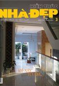 Tạp chí Kiến trúc Nhà đẹp số tháng 03/2013 - Để xây tổ ấm...