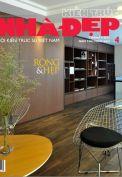 Tạp chí Kiến trúc Nhà đẹp số tháng 04/2013 – Rộng và hẹp