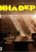 Tạp chí Kiến trúc Nhà đẹp số tháng 05/2013 – Nhớ thiên nhiên