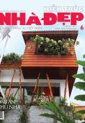 Tạp chí Kiến trúc Nhà đẹp số tháng 06/2013 – Dấu ấn chủ nhà