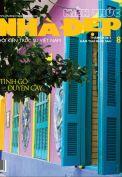 Tạp chí Kiến trúc Nhà đẹp số tháng 08/2013 – Tình gỗ Duyên cây