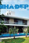 Tạp chí Kiến trúc Nhà đẹp số tháng 09/2013 – Đóng mở không gian