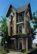 Thiết kế điển hình nhà ở công vụ - loại biệt thự