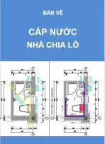 Hồ sơ mẫu bản vẽ thiết kế cấp thoát nước nhà chia lô